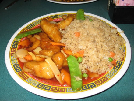 Lee's China Kitchen food