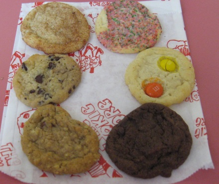 The Cookie Store cookies